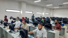 Pelatihan Pengawas TOEFL Online 2021